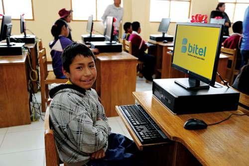 Học sinh Peru